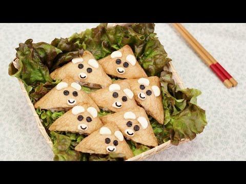 곰돌이유부초밥