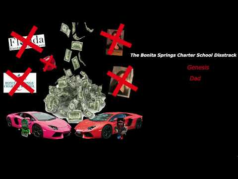 Bonita Springs Charter School Diss Track Ft. Createwolf (Official Music Audio)