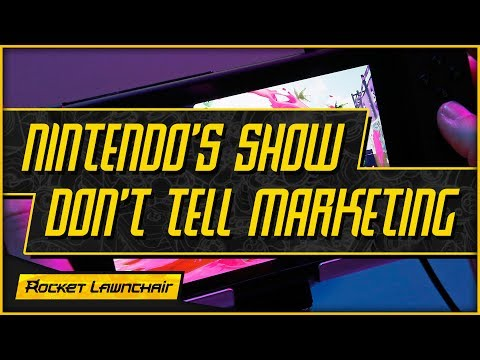 Nintendo's Show Don't Tell Marketing - From Failure to Success