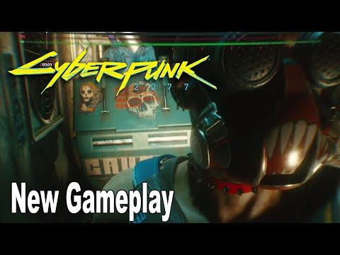 Cyberpunk 2077 - New Gameplay Demo Brain Dance [HD 1080P]