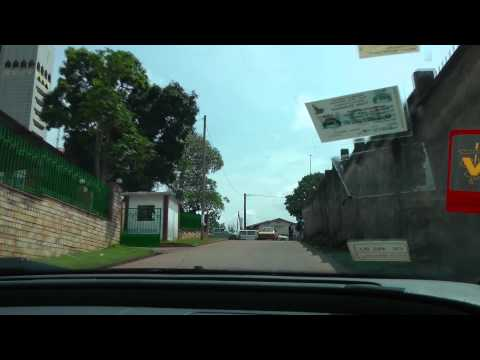 [HD] another ride in Yaounde, Cameroon
