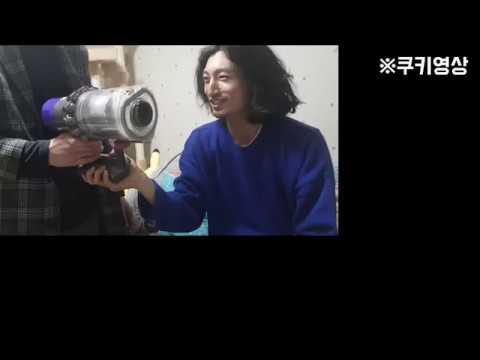 [리뷰특집] 다이슨 vs 차이슨 무선청소기 비교! (feat. 엄마, 사또)