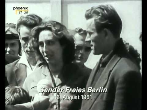 Mauerbau, 13. August 1961