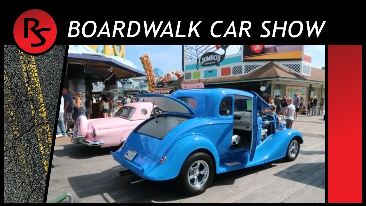 Wildwood Car Show 2020.Fall Classic Boardwalk Car Show Wildwood Nj 9 23 18