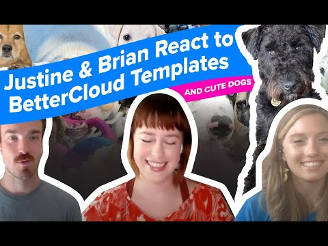 The SaaSOps Show: Justine & Brian React to BetterCloud Templates
