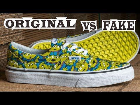 Vans x Toy Story Era Aliens Original