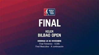 Finales Keler Bilbao Open 2017 | World Padel Tour