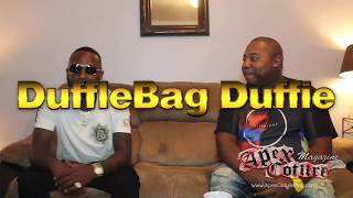 All Around We Go Show w/ DuffleBag Duffie