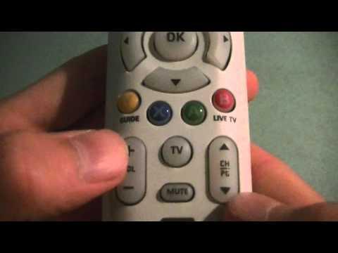 XBOX 360 Microsoft Media Remote