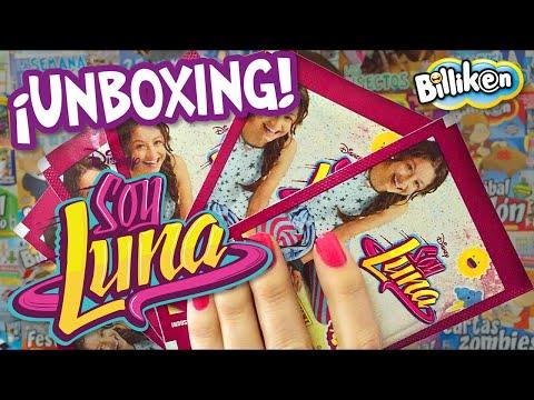 Unboxing Billiken Soy Luna Panini #05 letöltés