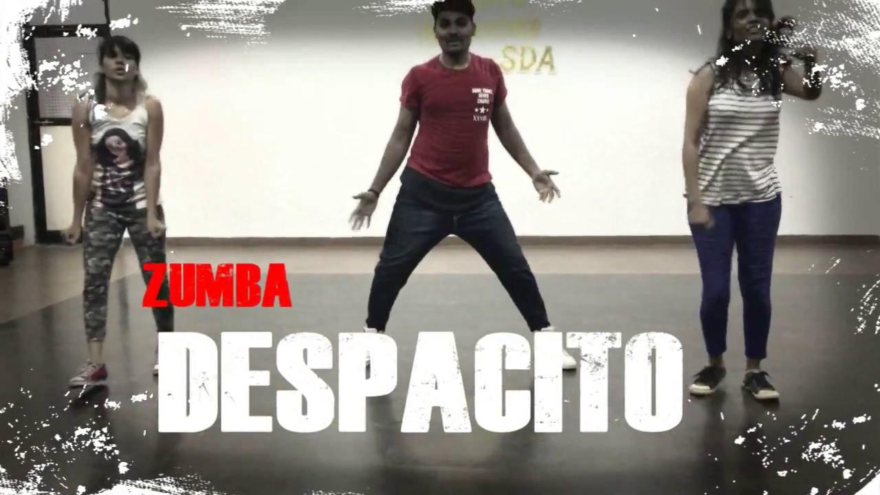 Luis Fonsi - Despacito ft. Daddy Yankee   Zumba   SDA