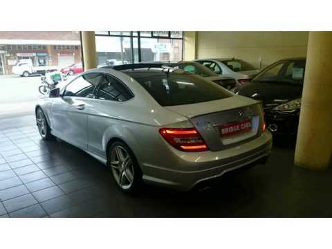 2011 mercedes benz c class c350 coup amg sports auto for for Mercedes benz c class sale