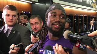 11/4/18: Dalvin Cook was amazed he ran 22 mph on 70-yard carry