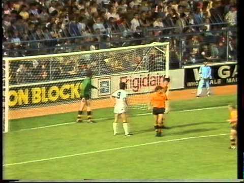 Leeds United V Wolves, 1st September 1984
