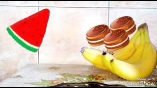 Что приготовить из банана ?