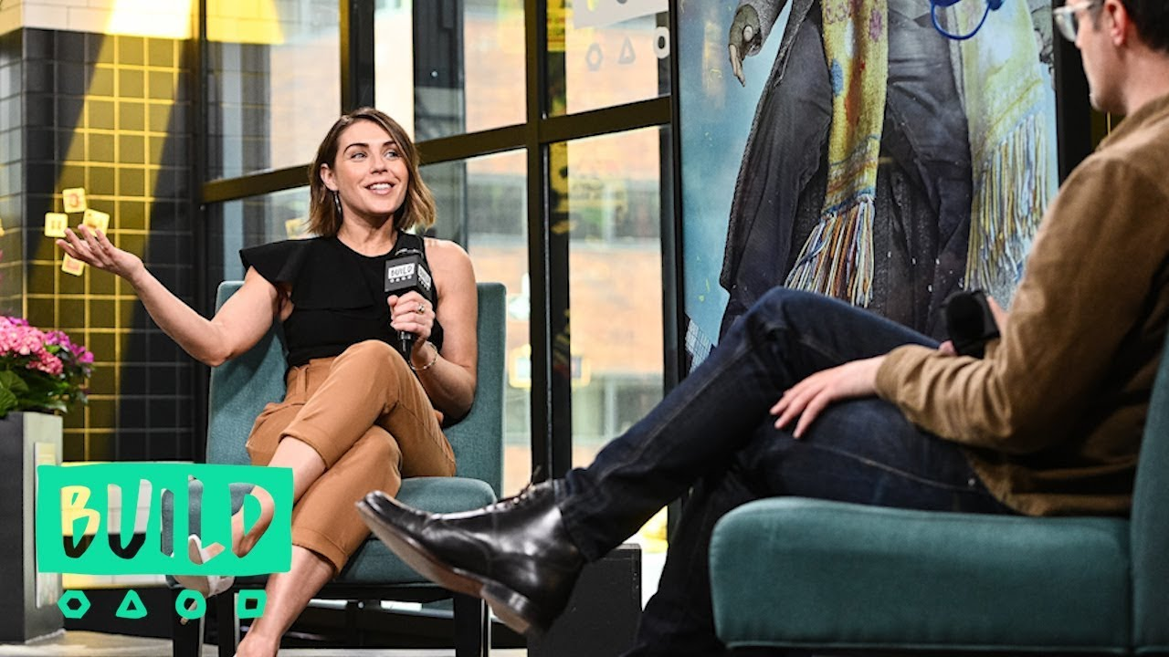 Lili Mirojnick Chats About Season Two Of Happy Youtube She is of eastern european and mediterranean descent. lili mirojnick chats about season two of happy