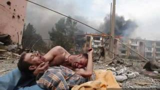 Грузия напала на Южную Осетию