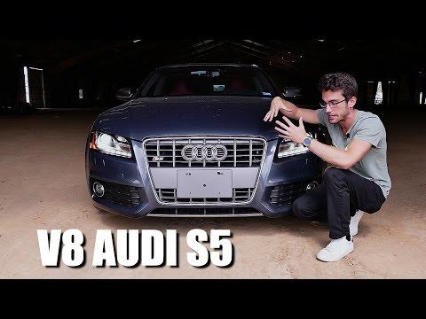 I Bought a 2011 Audi S5