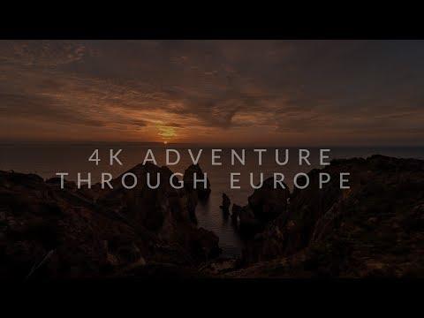 4K Timelapse: Dream Less Travel More