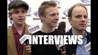 WonderCon '19 Interviews: Tom Glynn-Carney, Patrick Gibson And Dome Karukoski | 'TOLKIEN'