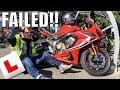 How i failed my motorbike test mp3