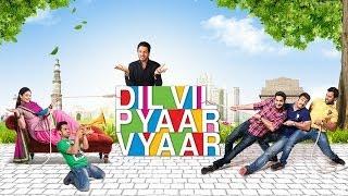 Dil Vil Pyaar Vyaar - Digital Poster | Gurdas Maan, Neeru Bajwa, Jassi Gill | Punjabi Movies 2014