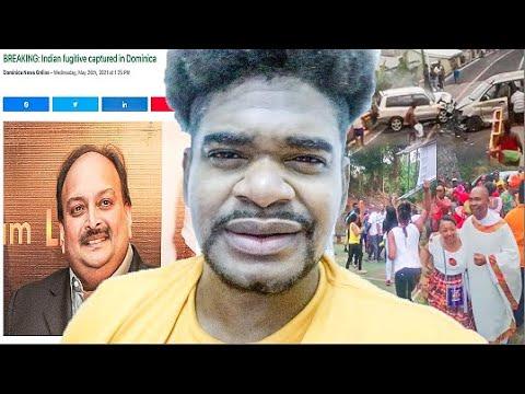 Escaped Indian Fugitive Caught in Dominica & Celebrations al