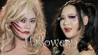 Halloween Makeup Tutorial | Hướng dẫn trang điểm đi chơi Halloween | Mai Phan Makeup