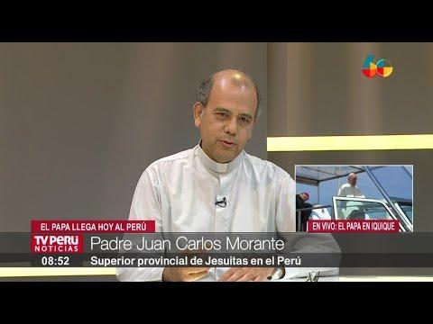 """Superior provincial de Jesuitas en el Perú: """"Francisco no tiene miedo de ir a zonas conflictivas"""""""