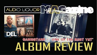 GANGSTARR - #39ONE OF THE BEST YET #39ALBUM REVIEWREACTION by DEL