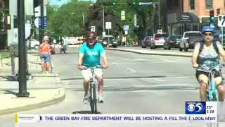 Aurora BayCare presents Open Streets Green Bay