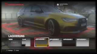 DRIVECLUB - Audi RS6 Avant Gameplay