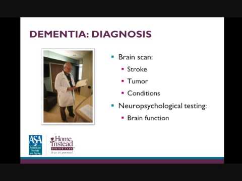 Understanding Alzheimer's and Types of Dementia - Profession