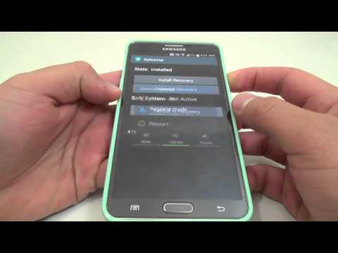How to Install Custom Recovery on Galaxy Note 3!