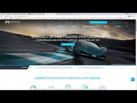 Oktober 2017 - Teil 1 - JFD Live-Event: ATT-Trading
