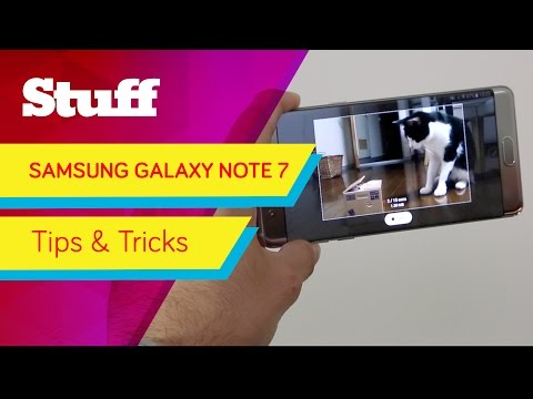 Samsung Galaxy Note 7 - 5 tips and tricks