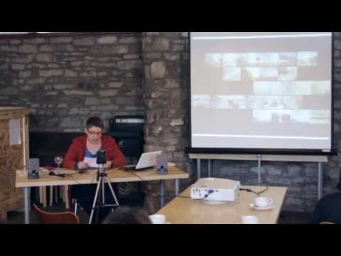Museums, Artists and Collections event - Ilana Halperin