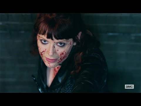 Into The Badlands    The Widow (tribute)