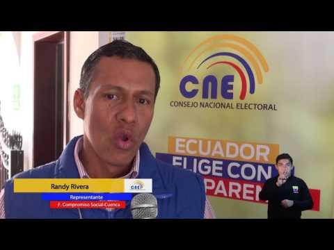 Programa 12 Sociedad Viva TV, del CNE