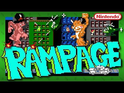 Rampage (NES) - Octotiggy