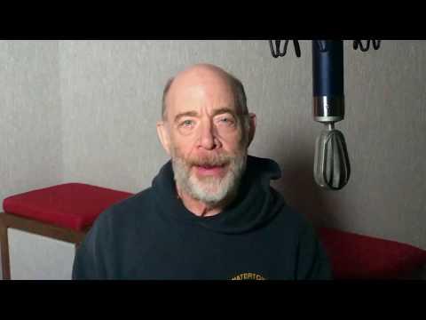 J.K. Simmons on Fredrik Backman's A MAN CALLED OVE