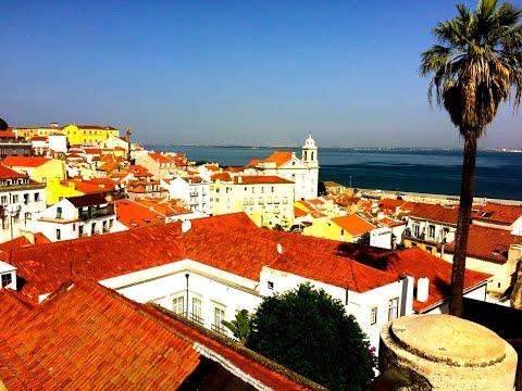 ポルトガル旅行 Part 1     リスボン 〜 シントラ