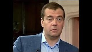 Пьяный Медведев на заседании | Drunk Medvedev at a meeting
