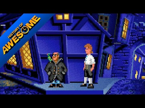 Is Monkey Island the Funniest Game Ever Made?