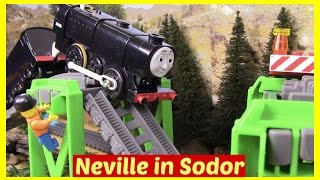 Thomas and Friends Accidents Will Happen Toy Train Thomas the Tank Engine Full Episodes Neville
