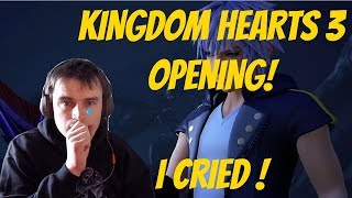 KINGDOM HEARTS 3 D23 JAPAN 2018 TRAILER 2 REACTION! RIKU NEW OUTFIT!