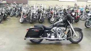2006 Harley Davidson Street Glide FLHX description