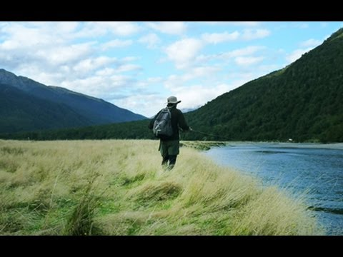 Fly Fishing New Zealand -- EPIC Fly Fishing Adventure -- Small Streams BIG TROUT!