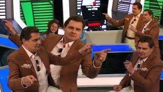 Видео рвет Интернет: Понасенков дрессирует массовку на НТВ: как надо мешать оппозиционеру!