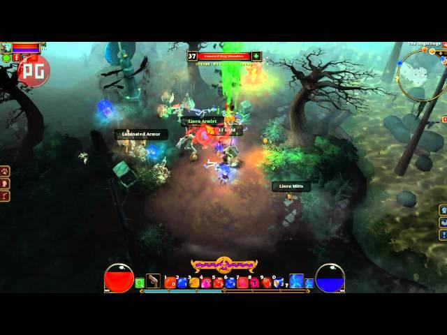 Torchlight 2 (видео)